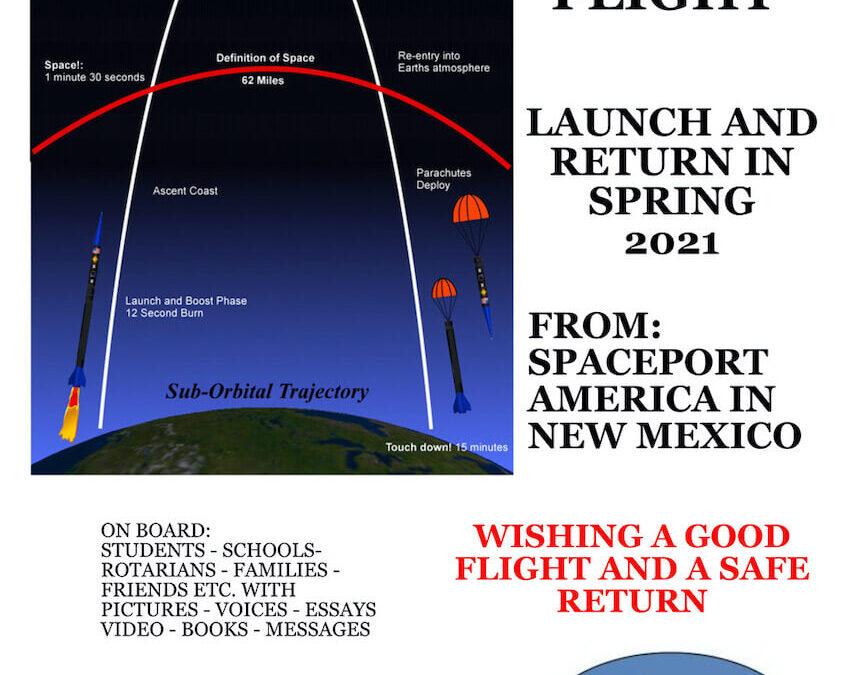2 Aurora Space Flight