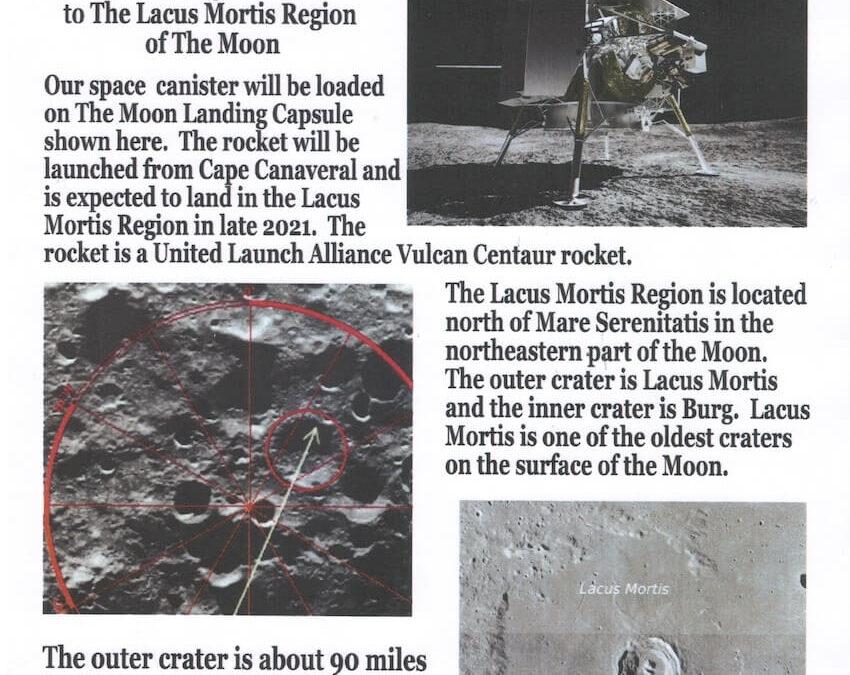 7 Our Luna-2 Moon Mission